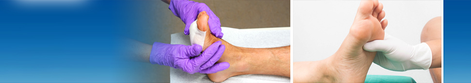 Foot & Ankle Surgeon, NJ, OCFASA Wound Care Image - Ocean County Foot & Ankle Surgical Associates, P.C.