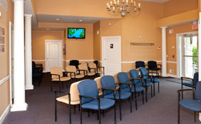 Foot & Ankle Surgeon In New Jersey, Waiting Room Photo - Ocean County Foot & Ankle Surgical Associates, P.C.